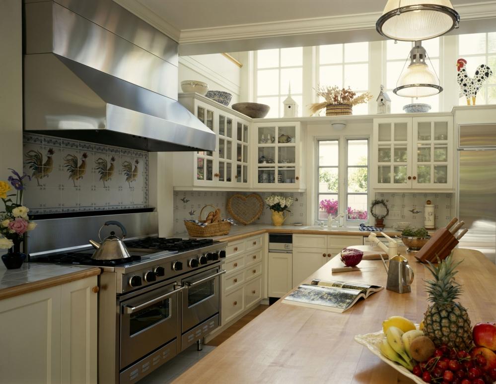 100 лучших идей дизайна для кухни Интерьер кухни на фото