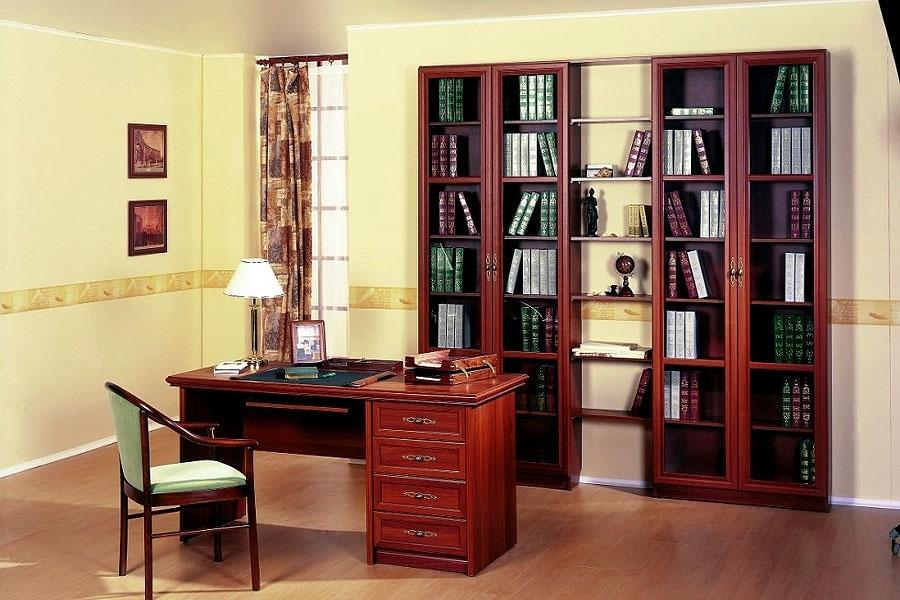Идеи дизайна библиотек и кабинетов - фотогалерея дизайна ком.