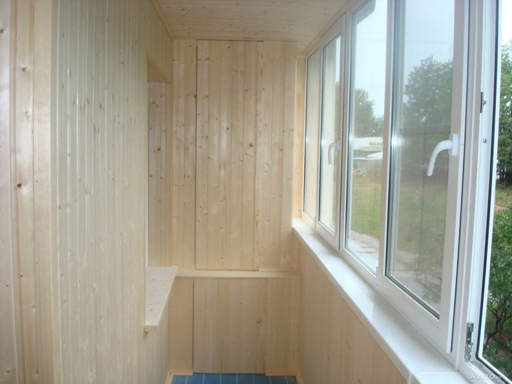 Обшивка балконов,лоджий качественно за 200р, Чебоксары, от 2.