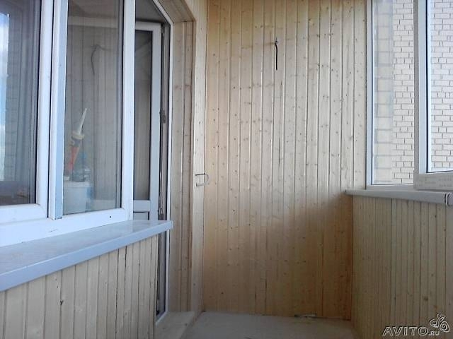 Обшивка лоджии вагонкой цены москва. - ремонт окон дверей лю.